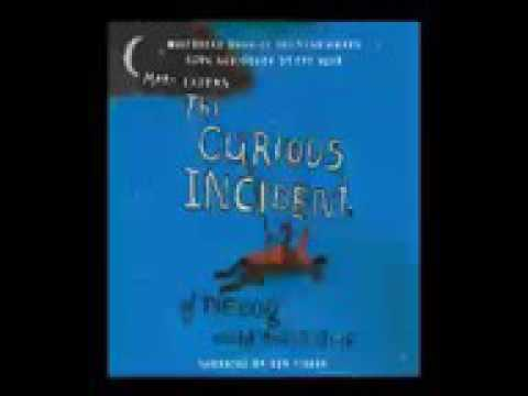 The Curious Incident of the Dog in the Night Audibook Part 1/5  Mark Haddon