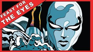 Feast For The Eyes | Silver Surfer Black #1