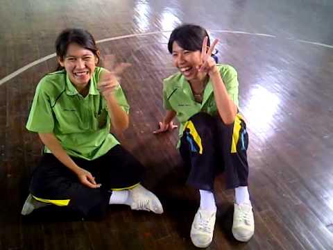 ม.6/3 บ.จ.5 เรียนเต้นลีลาศ วิชาพลศึกษา.3GP