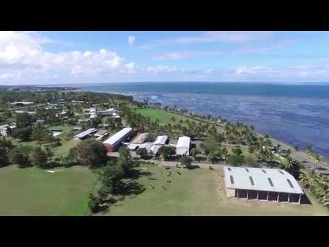 Suva foreshore, Suva Grammar and Veiuto Primary school