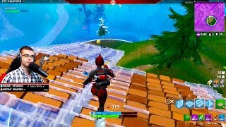 The fastest builder on Fortnite?! (Nick Eh 30\'s BEST Fortnite Moments #8)