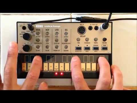 Volca Keys Ambient Pads