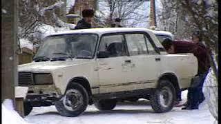 Деревня  Зима  Россия