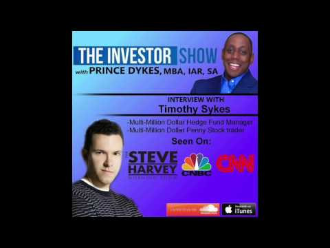 PODCAST: Multi-millionaire Penny Stock Trader Timothy Sykes Episode