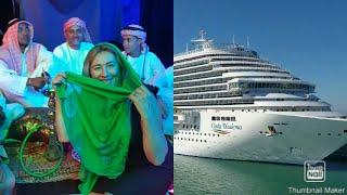 Круиз.Развлечения на лайнере Costa Diadema.