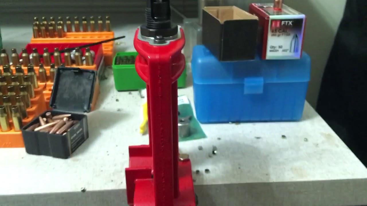 Load Development for  308 Speer Gold Dot
