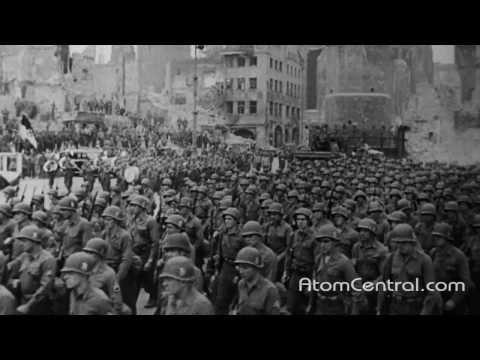 World War II Destruction in Germany