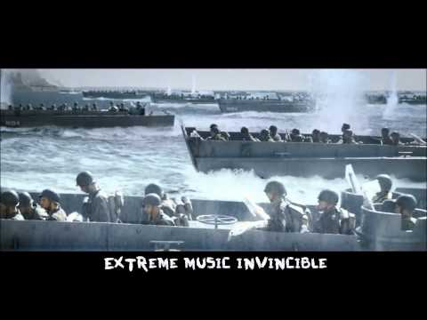 """""""Reprise de film"""" (D-Day) Extreme Music - Invincible - All Good Things"""