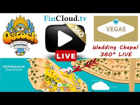 360° LIVE: Las Vegas weddings at Qstock - Fincloud.tv