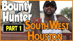 Four Line Bounty Hunter from Southwest Alief section of Houston, Texas (SWAT)