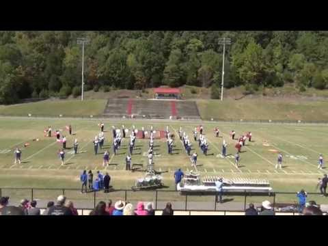 Oakman High School Performance at Oneonta Contest 2014