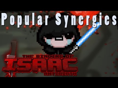 The Binding of Isaac Antibirth | The Jedi | Popular Synergies!