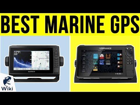 10 Best Marine GPS 2019