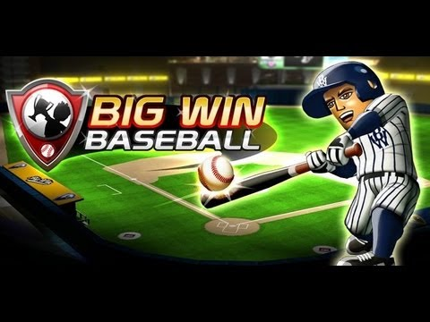 Big Win Baseball Trailer (Google Play)