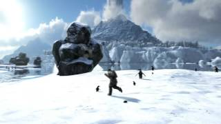 ARK Survival Evolved Adds Penguins And Angler Fish - PC