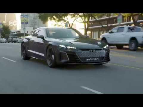 أودي E-Tron GT ... موديل رياضي بمحرك كهربائي | عالم السرعة  - نشر قبل 4 ساعة