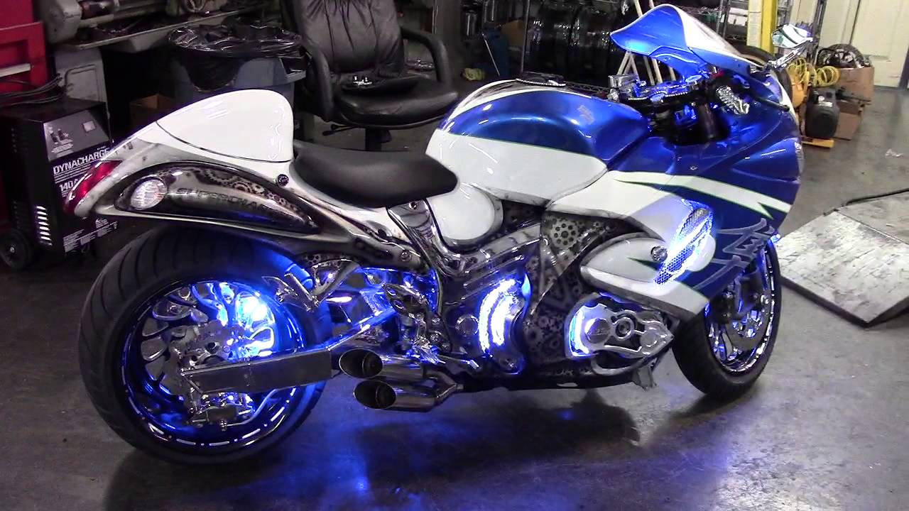 Supercharged Hayabusa 330 Outside Drive By Allthingschrome