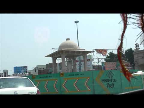 Trip from Lucknow airport to Old Lucknow