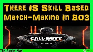 Call of duty black ops 2 skill based matchmaking