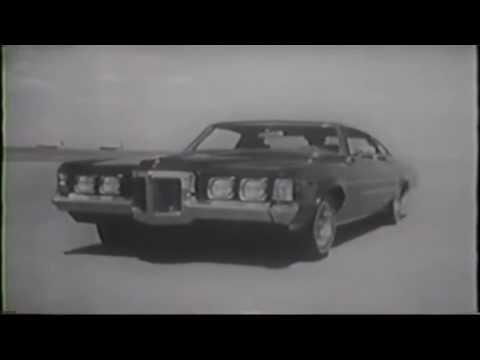 Pontiac Grand Prix 1969 Commercial