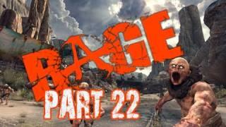 RAGE Walkthrough Part 22 PIMP MY RIDE!! Let