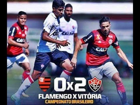 Neilton de Penalti 2º gol do Vitoria contra o Flamengo - YouTube 2ddda5fa51154