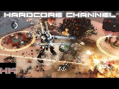 Warhammer 40,000: Dawn of War 3 - Multiplayer =8= Кровавая Аллея