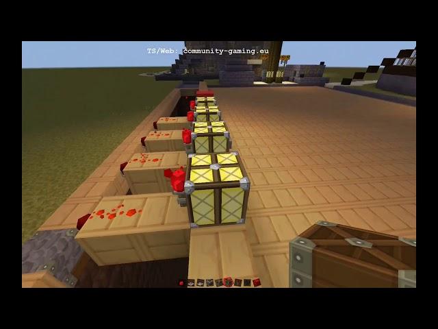 Eingabe Interface | Folge #011 | Projekt Redstone: Jurassic Park