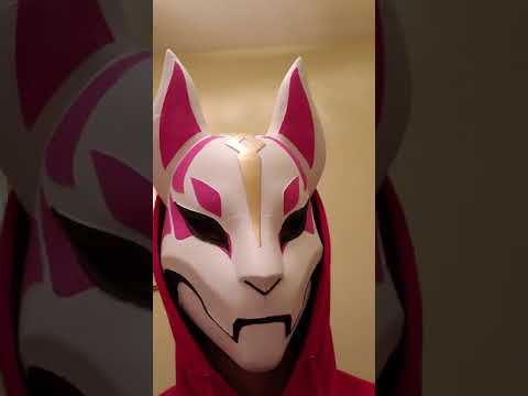 fortnite drift mask for sale check description youtube. Black Bedroom Furniture Sets. Home Design Ideas