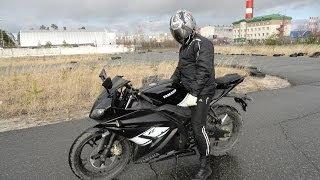 Обзор мотоцикла 250 кубов - Суетов Сергей. г.Когалым