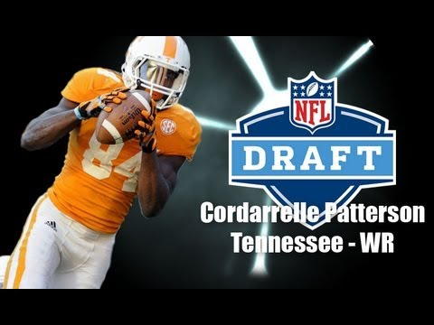 new product 64383 b6a90 Cordarrelle Patterson - 2013 NFL Draft Profile