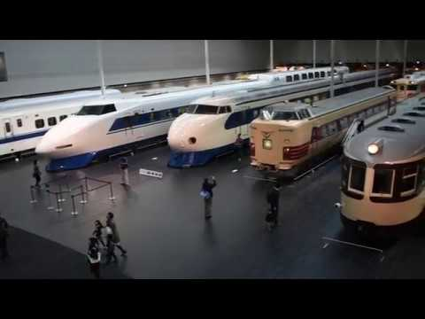 Nagoya, Japan - SCMaglev and Railway Park - Full Tour HD (2017)
