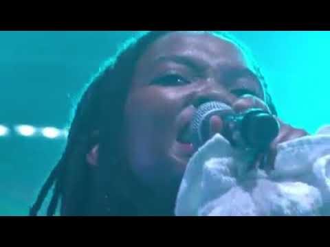 Nkulee Dube live at Rototom 2017