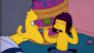 Bart Simpson Sets Up Jimbo Jones