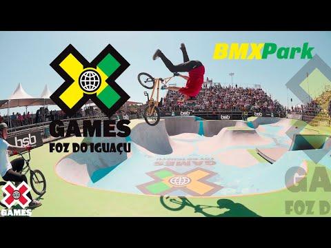 X Games Foz do Iguaçu 2013 BMX PARK: X GAMES THROWBACK