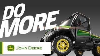 John Deere Gator pojazdy użytkowe - Do More