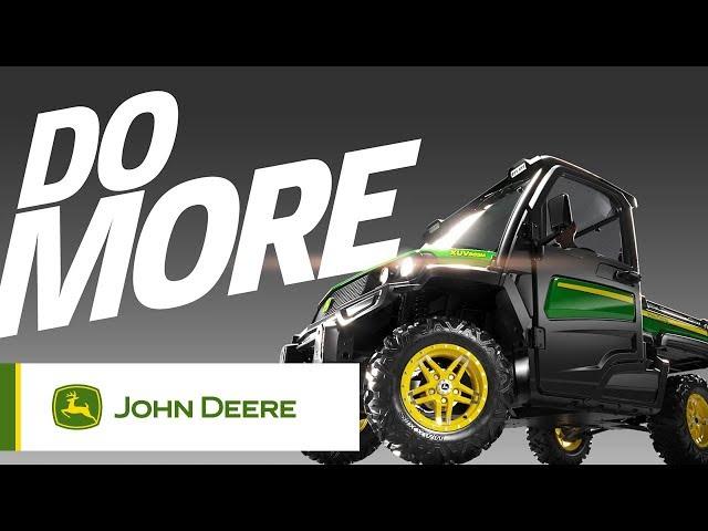 Pojazdy użytkowe John Deere Gator - Możesz więcej!