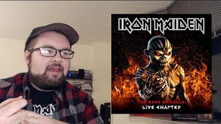 Baixar Iron Maiden - The Book of Souls: Live Chapter | Live Album Review