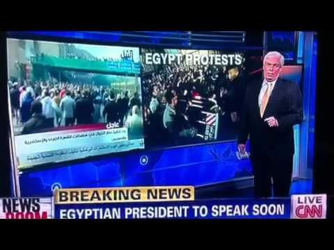 Internet Blocked: Egypt's Social Media Revolution