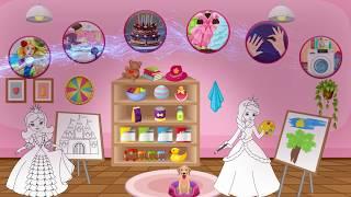 Princess Coloring Book screenshot 5