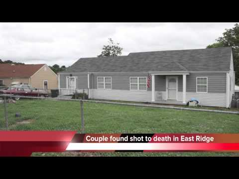 Couple found shot to death in East Ridge TN home