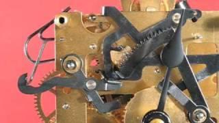 Schatz Ship's Bell Clock Striking