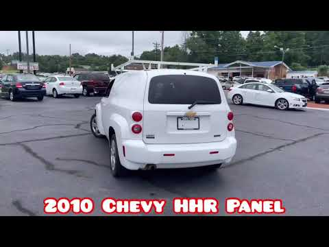 2010 Chevy Hhr Panel For Sale In Winston Salem Nc 27105 Youtube
