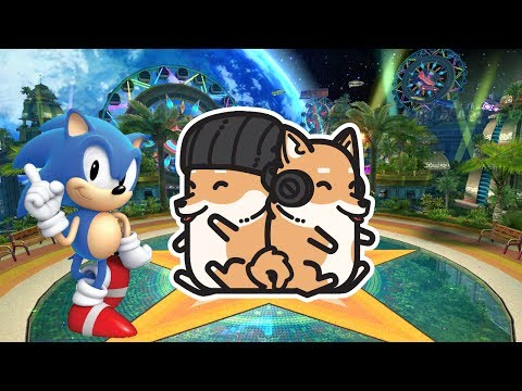 Hyper Potions - Tropical Resort (Sonic Colors Remix)