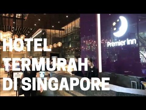 Hotel TERMURAH Di Singapore