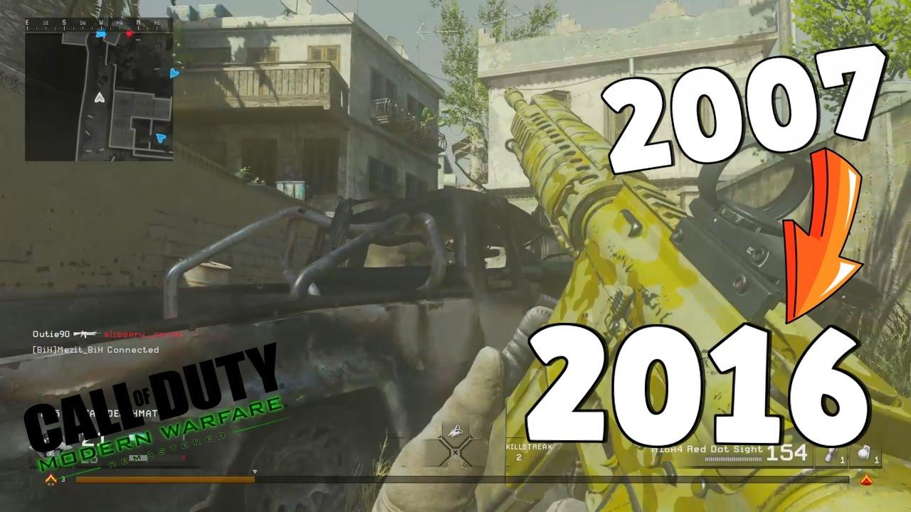 Best Cod4 Glitches That Work On Modern Warfare Remastered