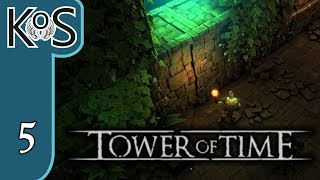 Tower Of Time Ep 5: ORCS INVADE! - Tactical RPG, Lore - Let