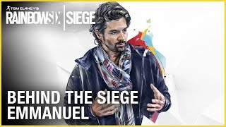 Rainbow Six Siege: Emmanuel Bajolle – Operators of Siege | Behind the Siege | Ubisoft [NA]