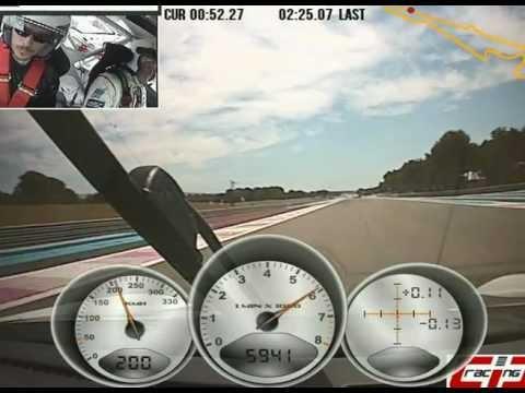 CID RACING - Castellet Posrsche Sport Cup Suisse 21 Juin 2012 - Part 1