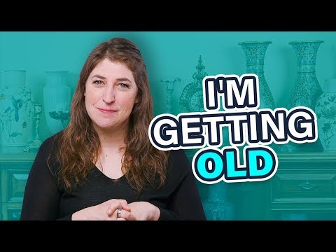 I'm Getting Old || Mayim Biali